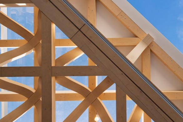 How Mass Timber Is Making Wood Construction Viable Again - Opinion - IGS Magazine - 8