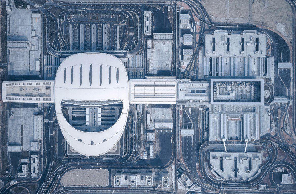 Project: Hong Kong-Zhuhai-Macau Border Crossing Facilityby ECADIPhotographer: Shao Feng