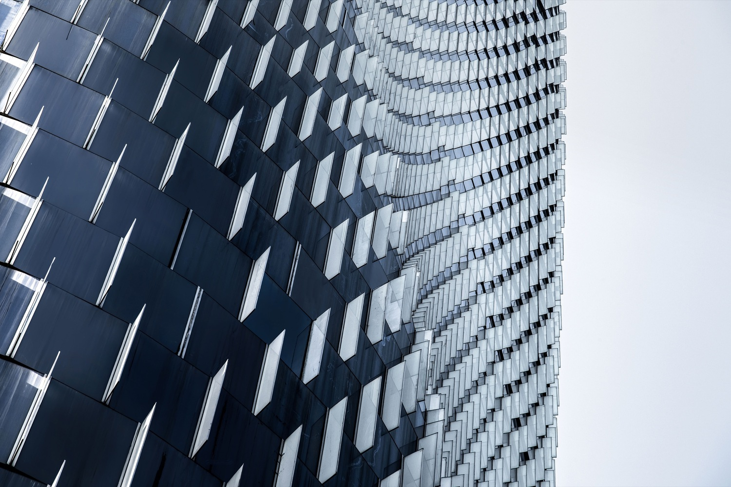Project: the Bank of China Tower, Ningbo China by Skidmore, Owings & Merrill LLPPhotographer: He Zhenhuan