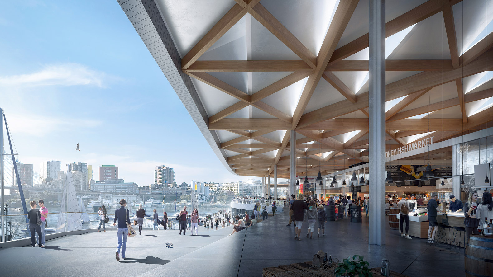 3XN_Sydney_Fish_Market_Promenade_view_AS