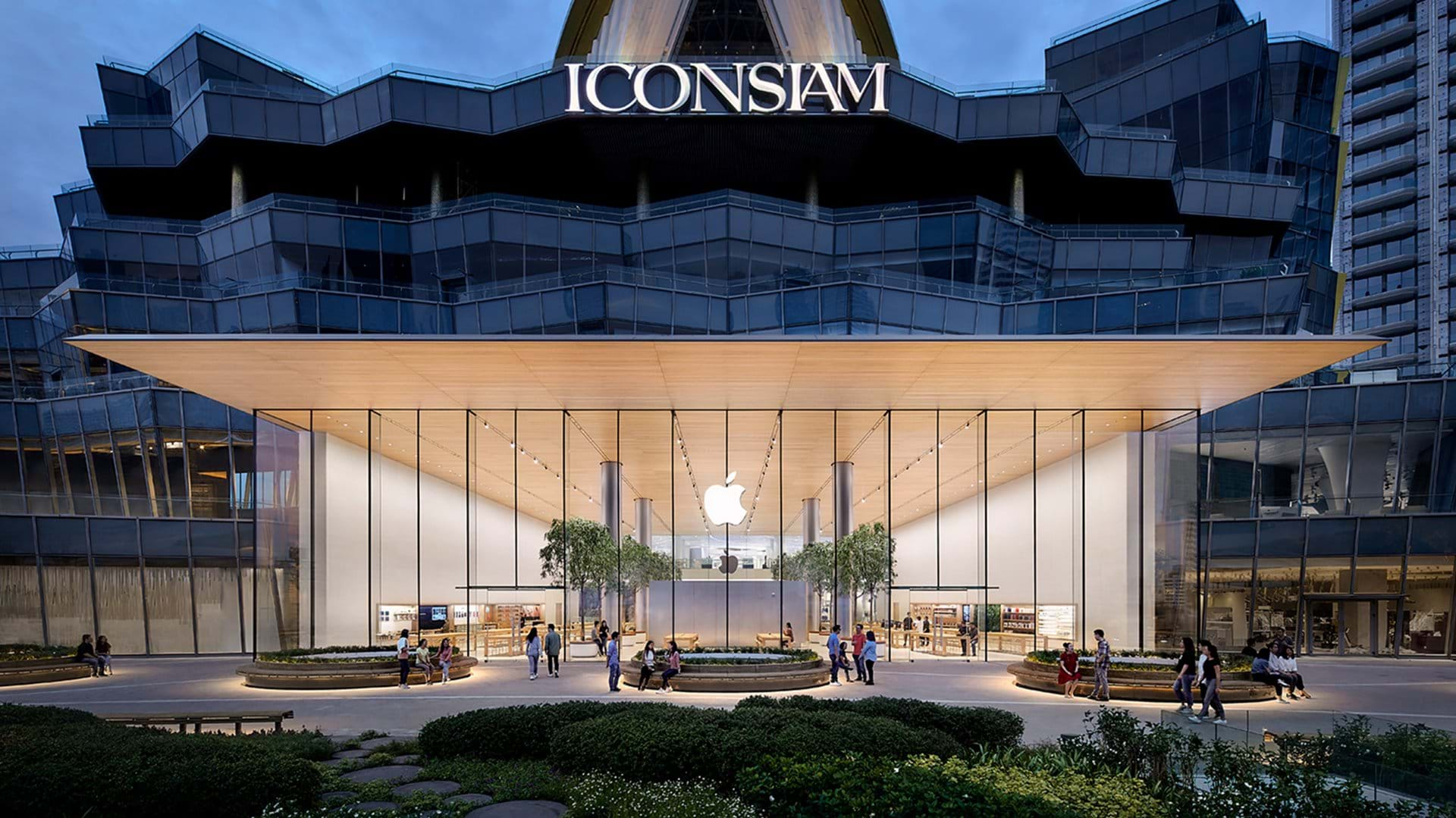 Apple Iconsiam – First Apple store in Thailand opens - igs magazine - news - 2