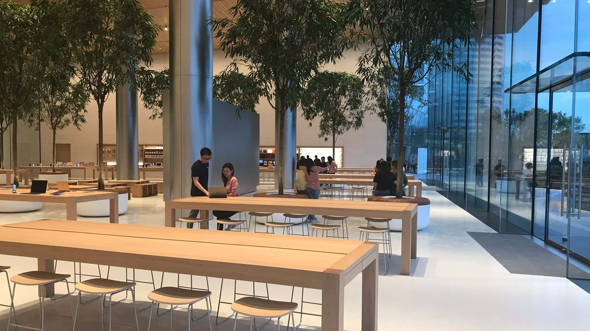 Apple Iconsiam – First Apple store in Thailand opens - igs magazine - news - 3