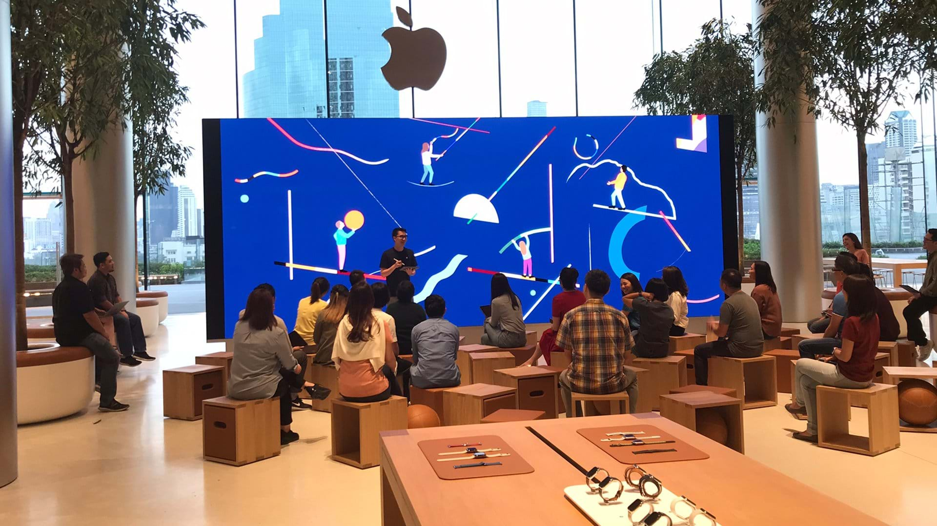 Apple Iconsiam – First Apple store in Thailand opens - igs magazine - news - 4