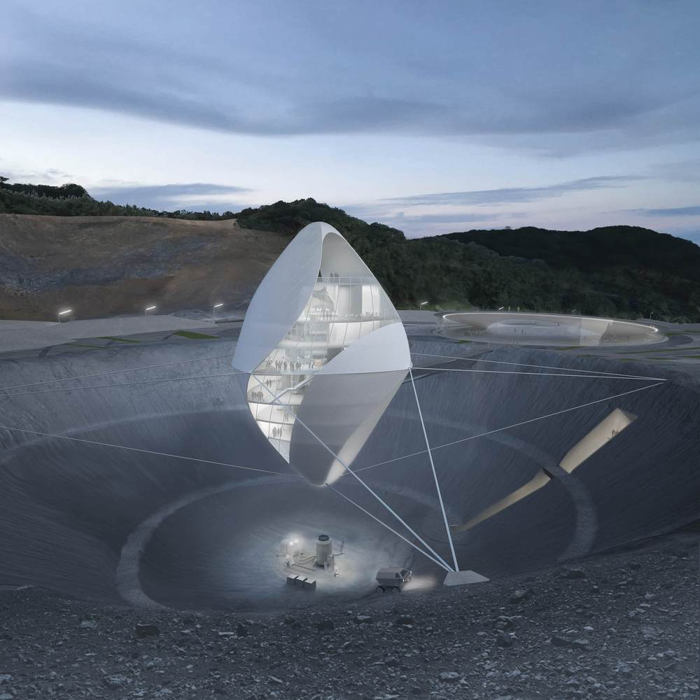 Clouds AO Unveils Floating Space Lab in Japan - news - igs magazine - 2