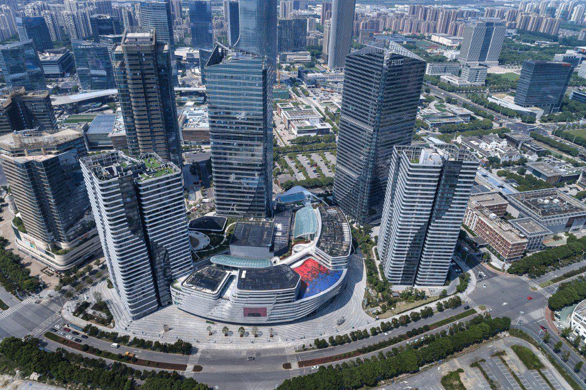 Hong Leong City Center - Aedas - igs magazine -projects -2