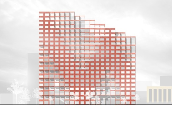 MVRDV'S RED7 Project Officially launched in Moscow