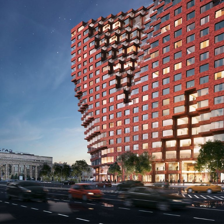 MVRDV'S RED7 Project Officially launched in Moscow - igs magazine - press releases - 3