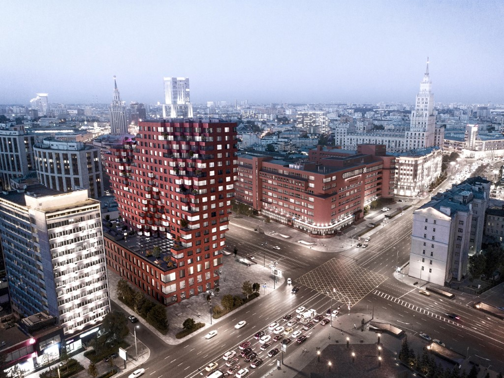 MVRDV'S RED7 Project Officially launched in Moscow - igs magazine - press releases - 4