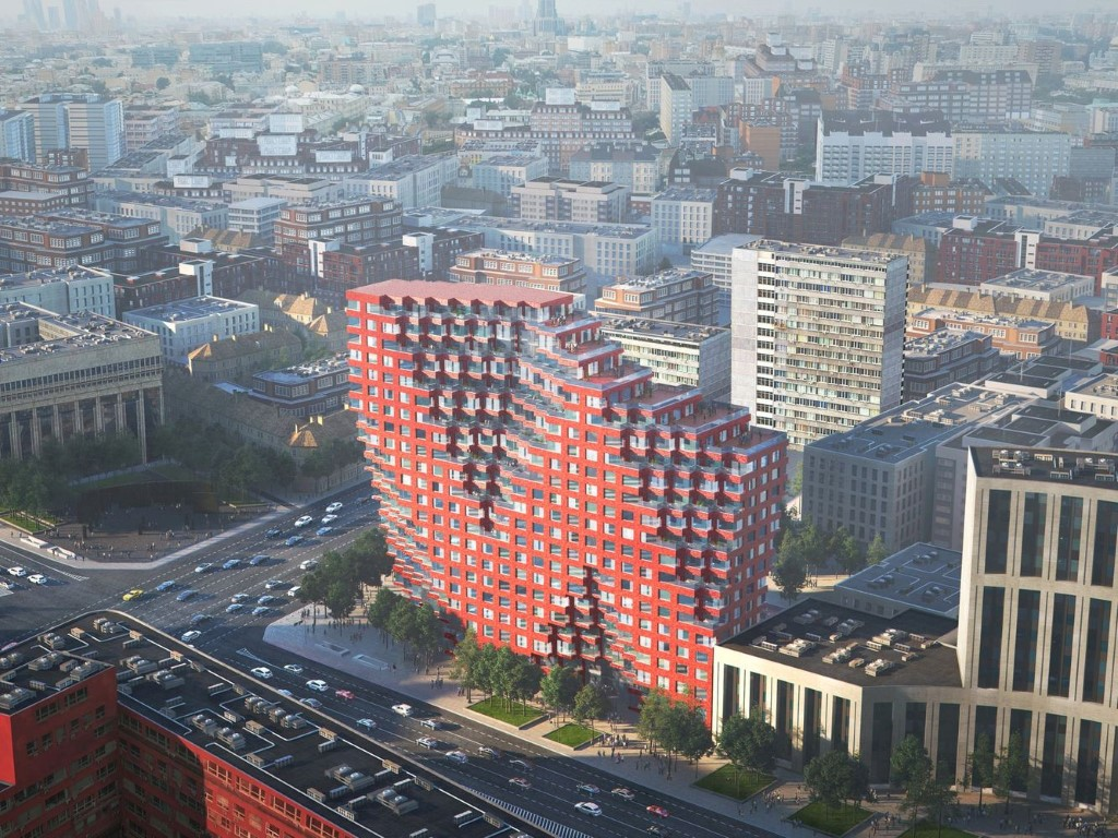 MVRDV'S RED7 Project Officially launched in Moscow - igs magazine - press releases - 6