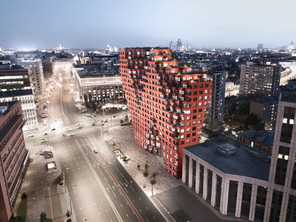 MVRDV'S RED7 Project Officially launched in Moscow - igs magazine - press releases - 8