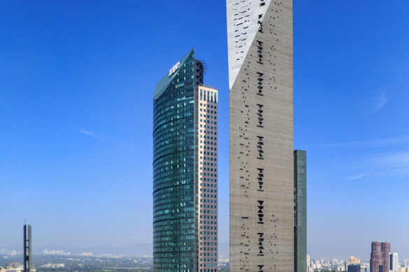 Torre Reforma Wins the 2018 International Highrise Award