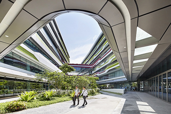 UNStudio in Singapore - igs magazine - architecture - 13