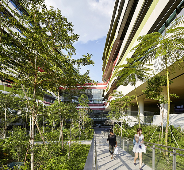 UNStudio in Singapore - igs magazine - architecture - 16