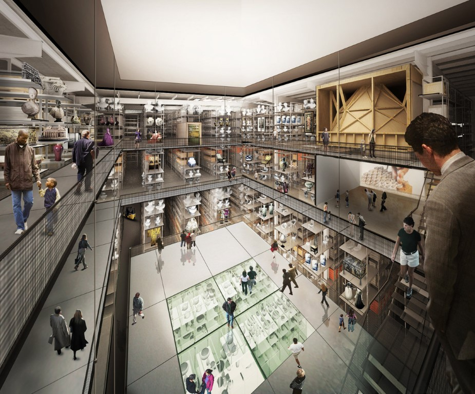 V&A East Revealed with New Designs by Diller Scofidio + Renfro and O'Donnell + Tuomey - igs magazine - 4