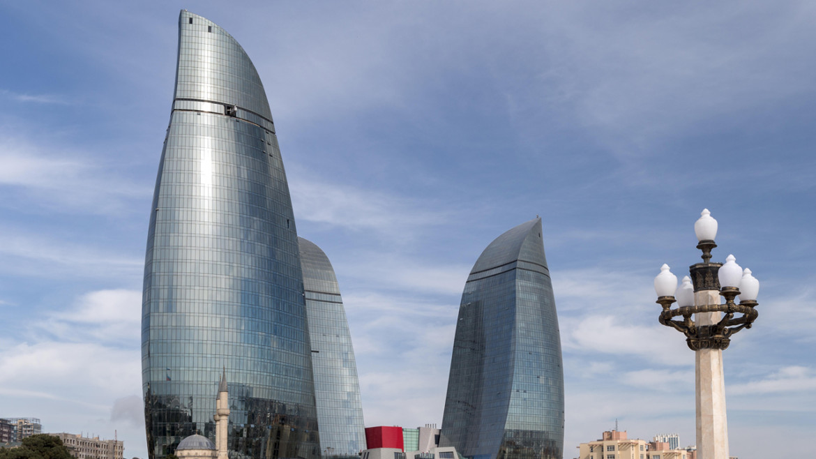 Baku Flame Towers - HOK - projects - igs magazine - 21
