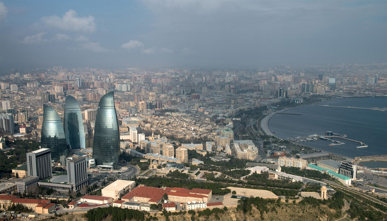 Baku Flame Towers - HOK - projects - igs magazine - 5