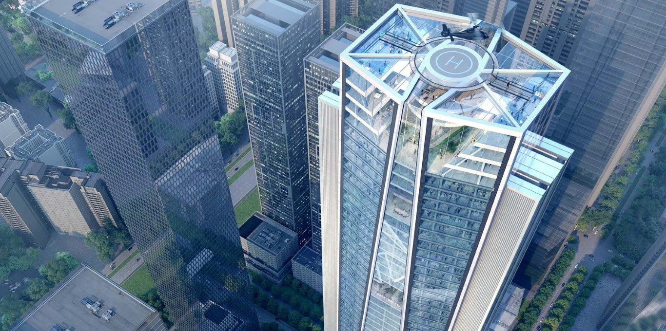 Foster and partners - Shenzen tower - press releases - igs magazine - 2