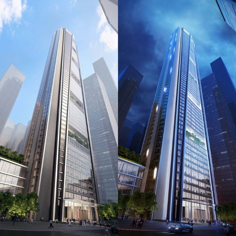 Foster and partners - Shenzen tower - press releases - igs magazine - 3