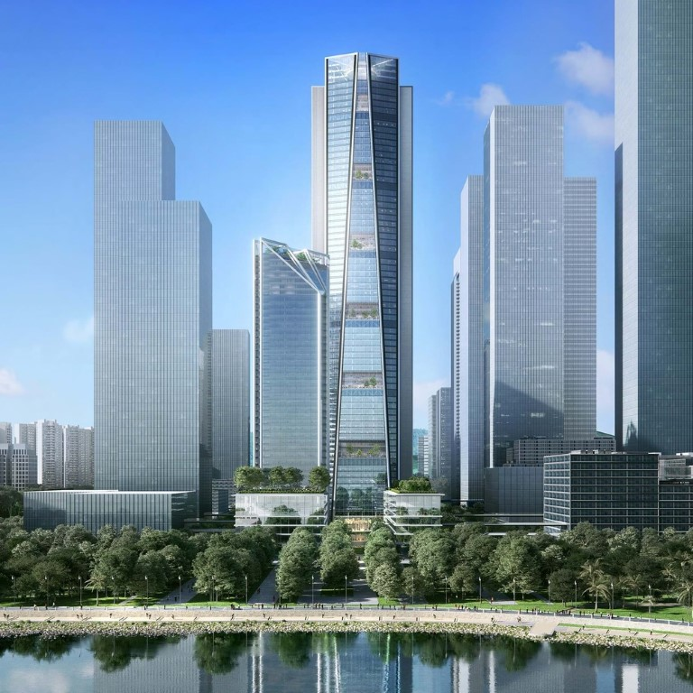 Foster and partners - Shenzen tower - press releases - igs magazine - 4