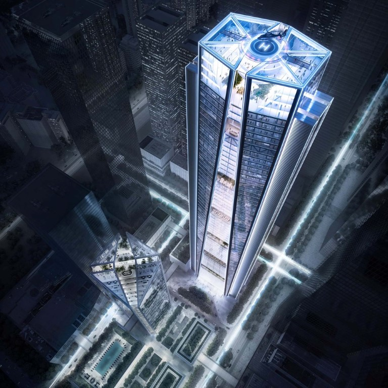 Foster and partners - Shenzen tower - press releases - igs magazine - 5