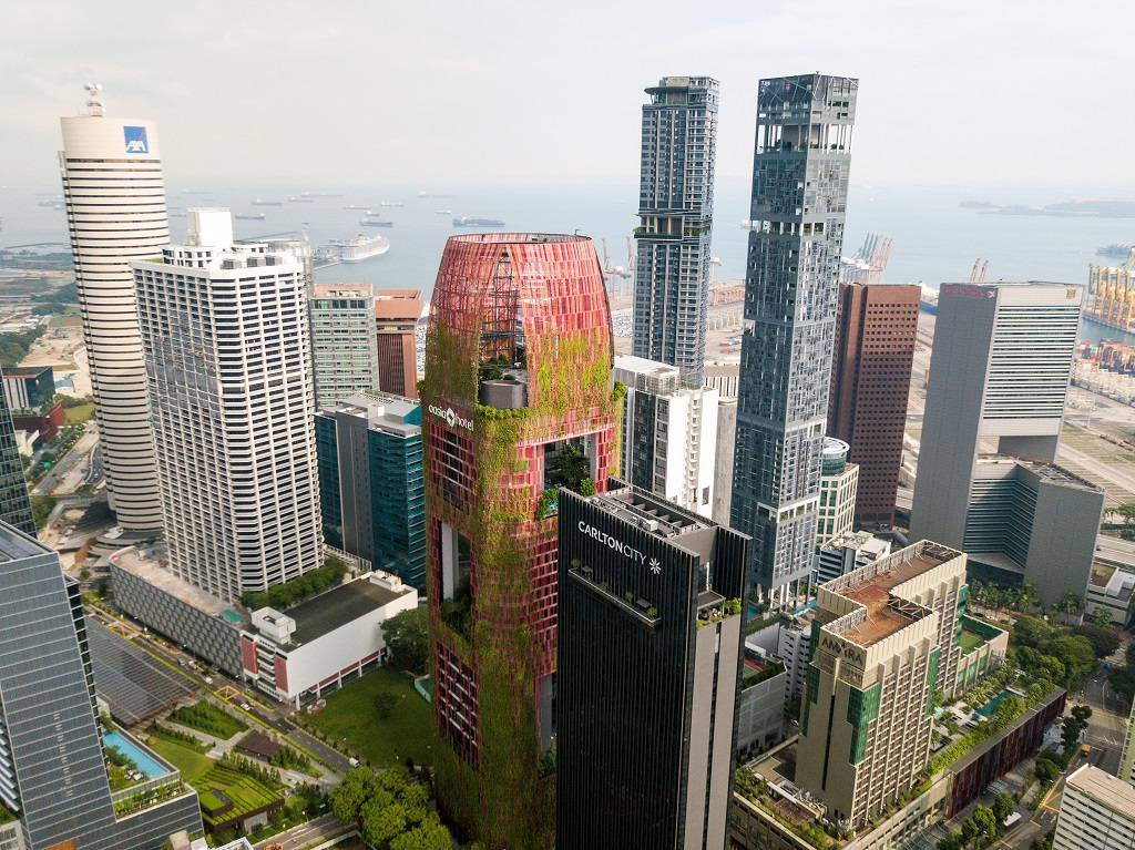 Sustainability climbs the agenda for Asia's skyscrapers - igs magazine - jll realviews - opinion - 1