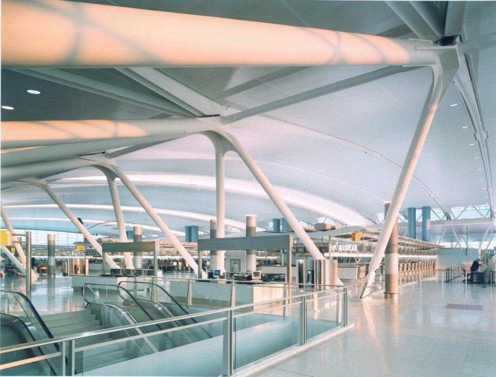 John F. Kennedy International Airport - igs magazine - projects - 1