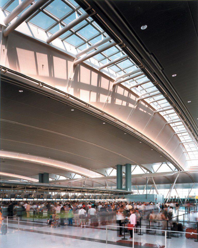 John F. Kennedy International Airport - igs magazine - projects - 3