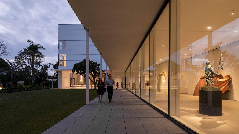 Norton Museum of Art transformed - press releases - igs magazine - 2