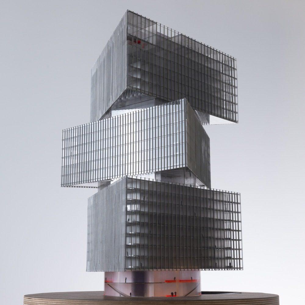 OMA-Reinier de Graaf's Nhow Amsterdam RAI Hotel Tops Out-igs magazine-3