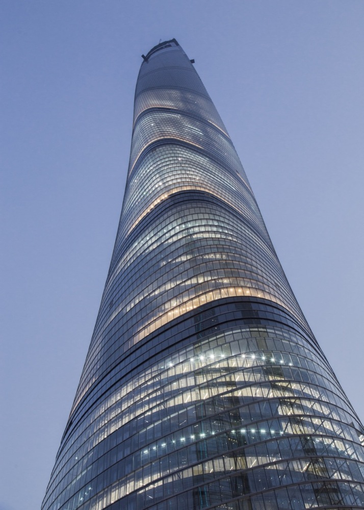 Shanghai tower - gensler - igs magazine - projects - 2