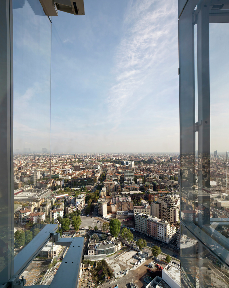 ALLIANZ Tower - milan - IGS Magazine - Projects - 11