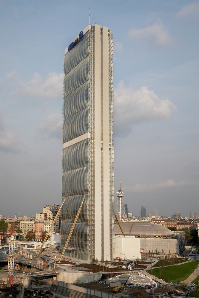 ALLIANZ Tower - milan - IGS Magazine - Projects - 12