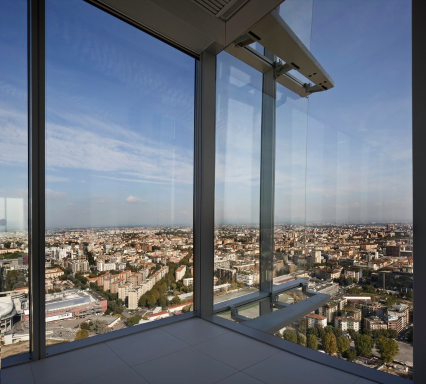 ALLIANZ Tower - milan - IGS Magazine - Projects - 8