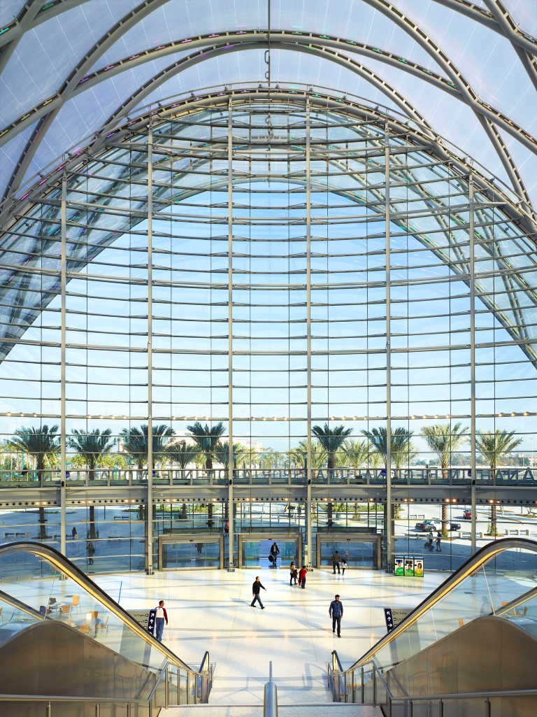 Anaheim Regional Transportation Intermodal Center - projects - igs magazine - 2