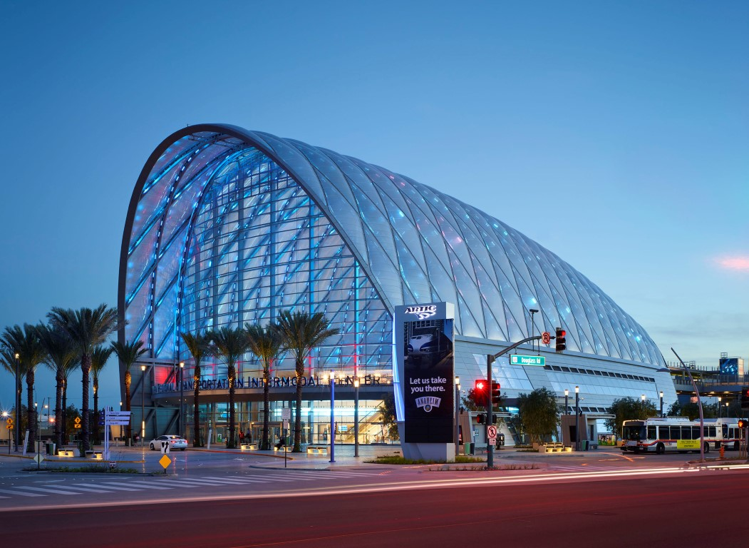 Anaheim Regional Transportation Intermodal Center - projects - igs magazine - 3