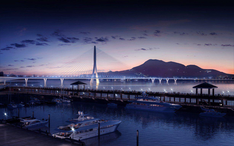 Danjiang_Bridge_Taipei_VisualArch_05