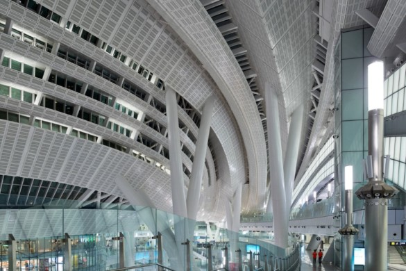 Hong Kong West Kowloon Station | Andrew Bromberg at Aedas