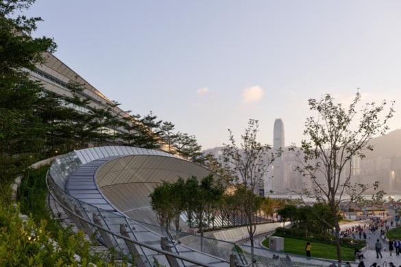 Hong_Kong_West_Kowloon_Station_by_Andrew_Bromberg_at_Aedas__Photo_by_Virgile_Bertrand_2