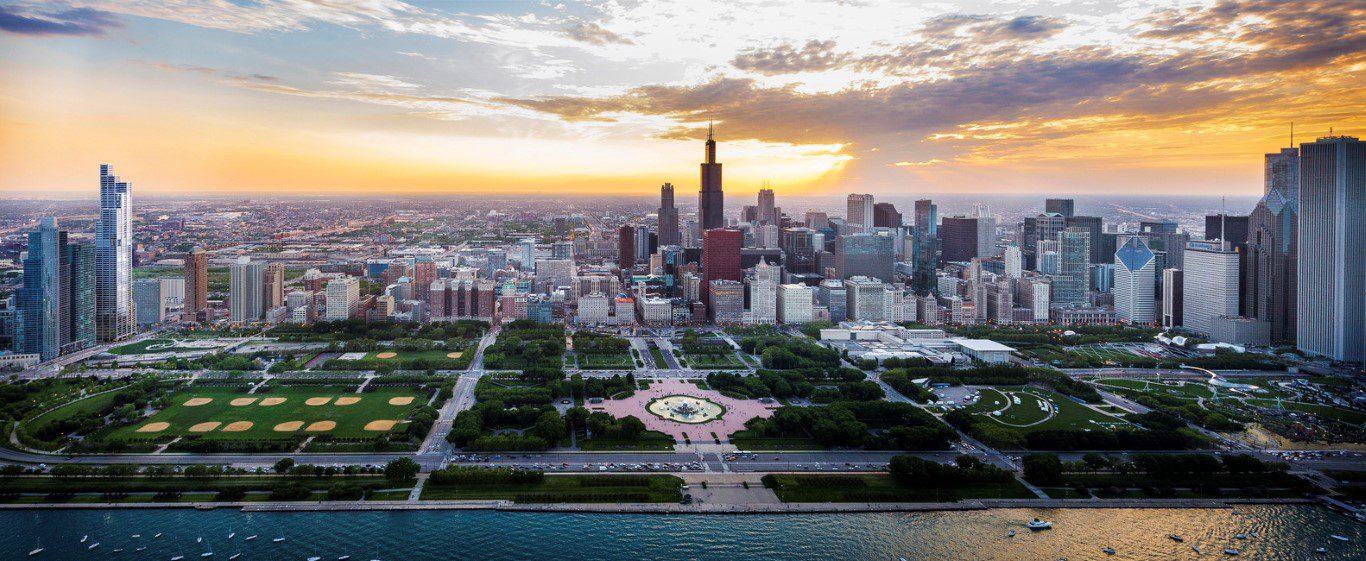 NEMA_Chicago_Michigan_Lake_Grant_Park