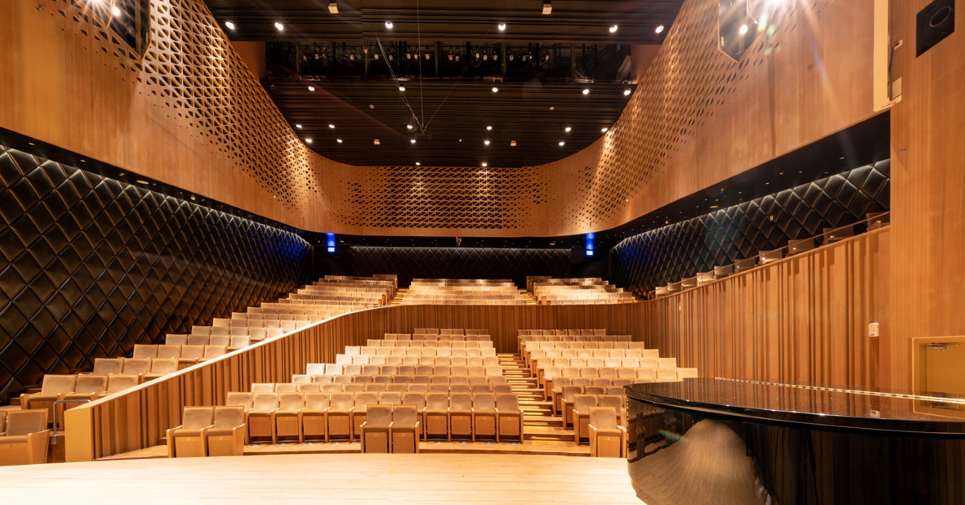 National Kaohsiung Center for the Arts - igs through the lens - mecanoo - 10
