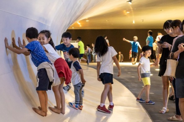 National Kaohsiung Center for the Arts - igs through the lens - mecanoo - 11
