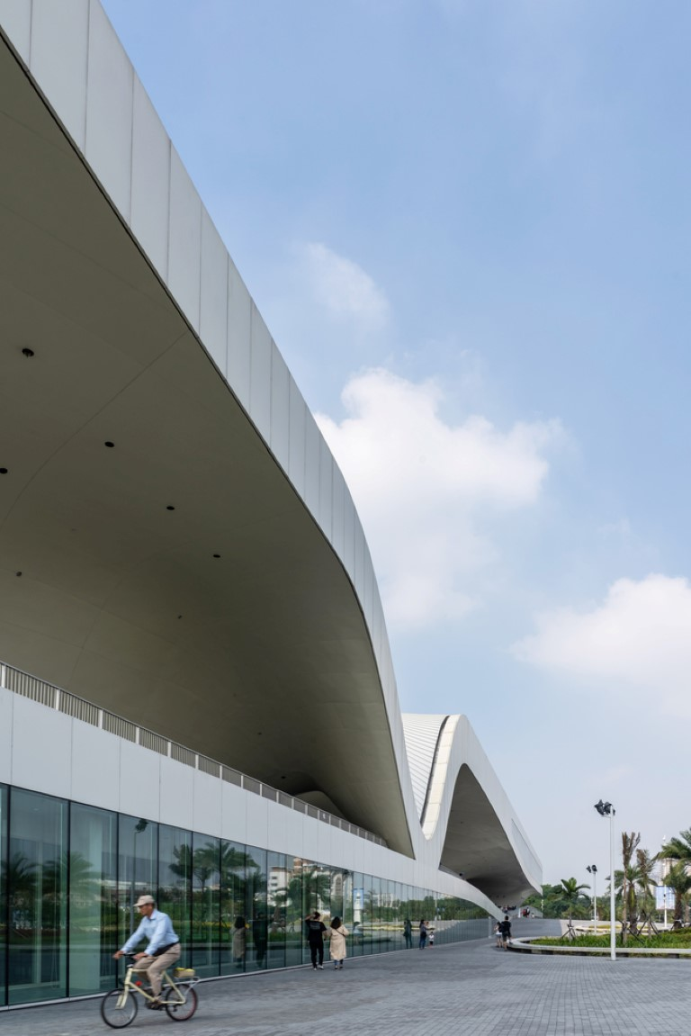 National Kaohsiung Center for the Arts - igs through the lens - mecanoo - 15