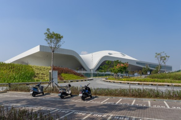 National Kaohsiung Center for the Arts - igs through the lens - mecanoo - 18