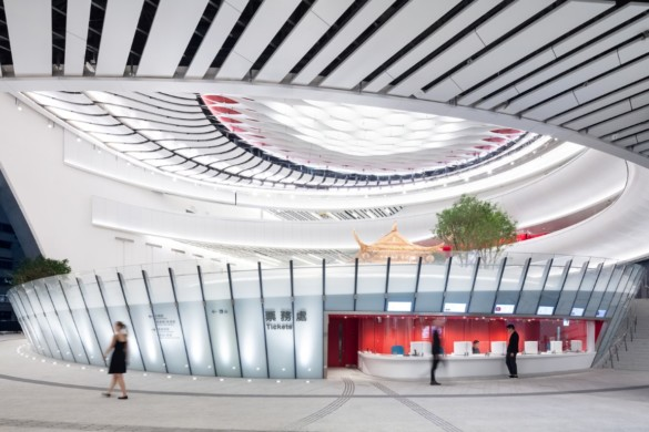 Xiqu Center - projects - igs magazine - features - 15