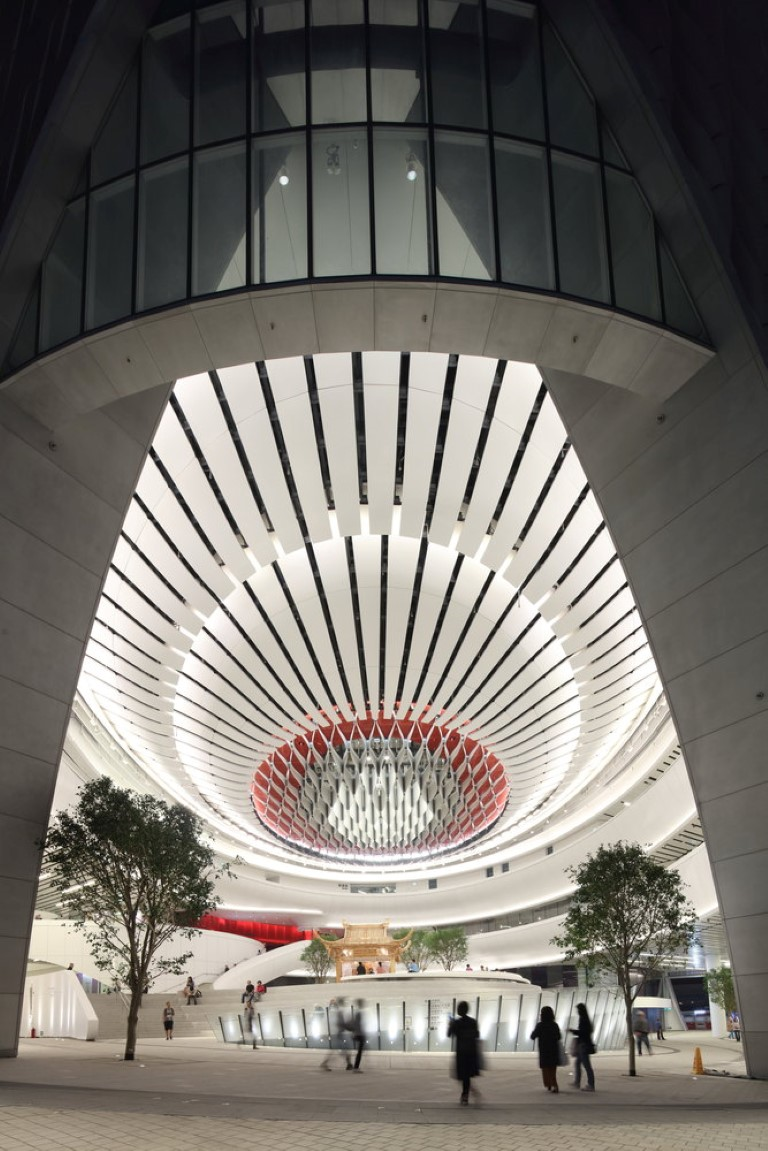 Xiqu Center - projects - igs magazine - features - 2