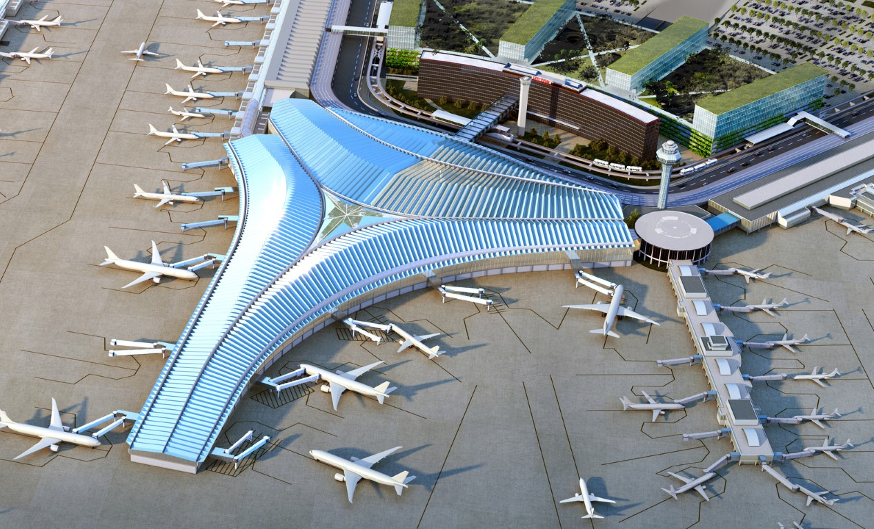 New_O'Hare_Global_Terminal_and_Concourse_Birdseye_View_Courtesy_Studio_ORD