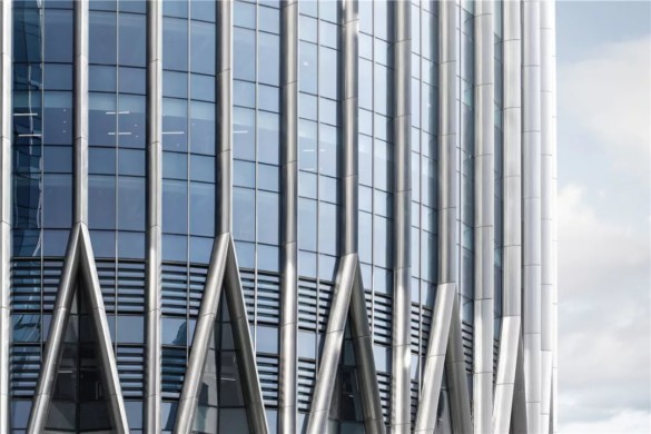 China Resources Headquarters: Optimised design for supertall building in typhoon area