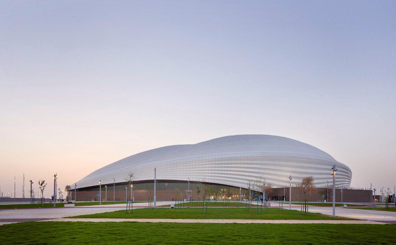 02_ZHA_Al_Wakrah_Stadium_Qatar_©Hufton_Crow