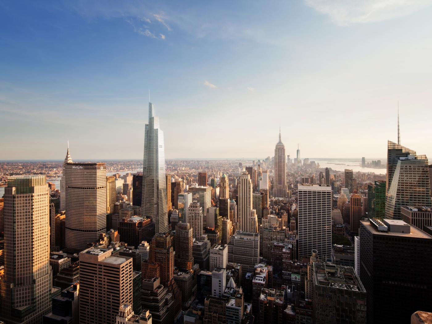 Icon in the Sky The Responsibility of Supertall Design