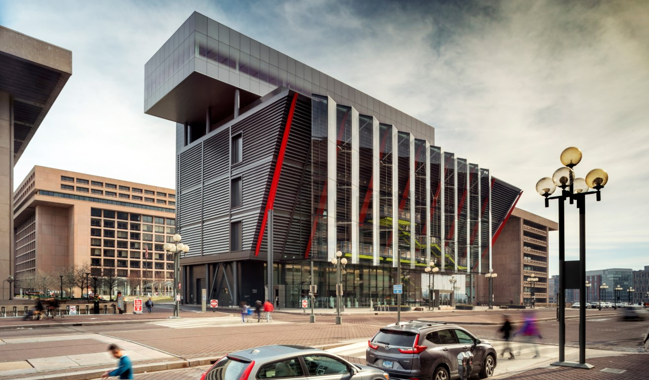 RSHP designed The International Spy Museum Opens to the Public 2